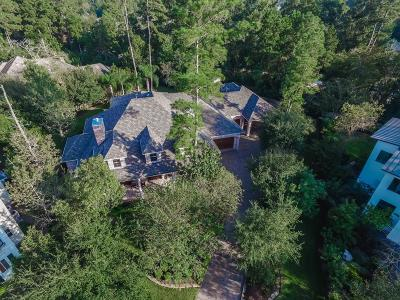 The Woodlands Single Family Home For Sale: 2 Hunnewell