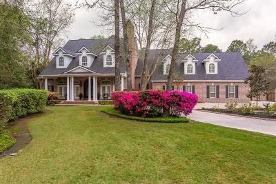 Magnolia Single Family Home For Sale: 9910 Sendera Drive