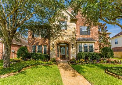 Sugar Land Single Family Home For Sale: 1118 Forest Knoll Lane