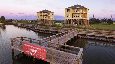 Galveston Residential Lots & Land For Sale: 3118 Road Less Traveled
