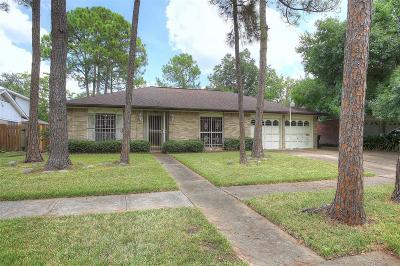 Houston Single Family Home For Sale: 8318 Concho Street