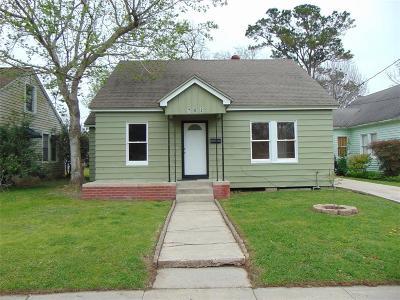 Harris County Single Family Home For Sale: 702 E Lobit Street