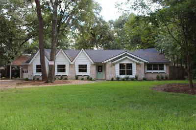 Houston TX Single Family Home For Sale: $534,495