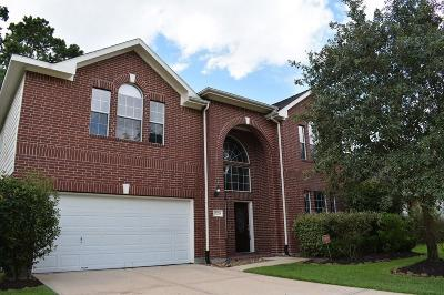 Humble Single Family Home For Sale: 12226 Natchez Park Lane