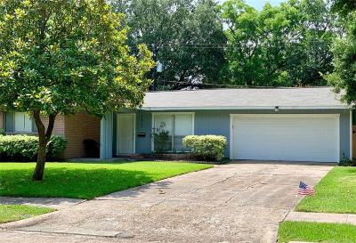 Houston TX Single Family Home For Sale: $347,900
