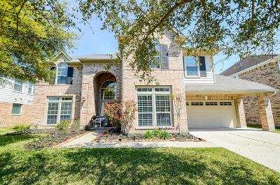 Katy Single Family Home For Sale: 2403 Blue Water Way Drive
