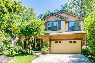 The Woodlands Single Family Home For Sale: 38 Flickering Sun Court