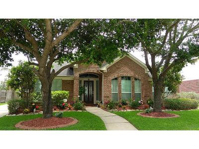 Pearland Single Family Home For Sale: 3127 Summerwind