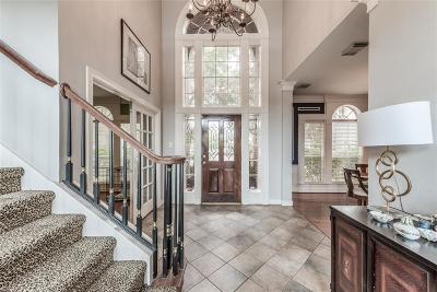 Sugar Land Single Family Home For Sale: 1918 Park Hollow