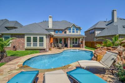 Katy Single Family Home For Sale: 27819 Walsh Crossing Drive