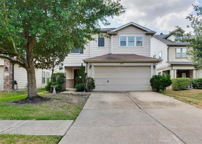 Cypress Single Family Home For Sale: 18307 Rexine Lane