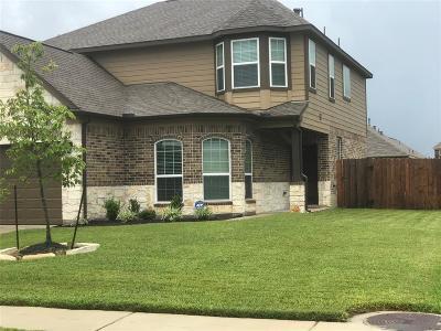Rosenberg Single Family Home For Sale: 2806 Finwood Drive
