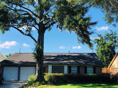 Houston Single Family Home For Sale: 5806 Ludington Drive