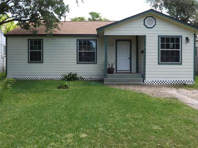 Texas City Single Family Home For Sale: 117 19th Avenue N