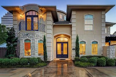 Houston Single Family Home For Sale: 2502 Chimney Rock Road