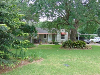 Houston Single Family Home For Sale: 7140 Santa Fe Drive
