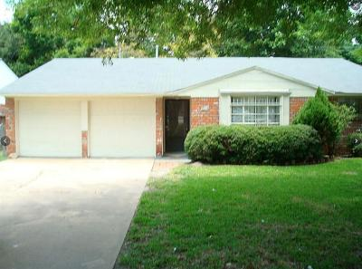 Houston TX Single Family Home For Sale: $159,999