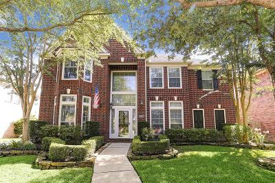 Katy Single Family Home For Sale: 5307 Summerhill Manor Lane