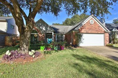 Katy Single Family Home For Sale: 1110 Cheyenne Meadows Drive
