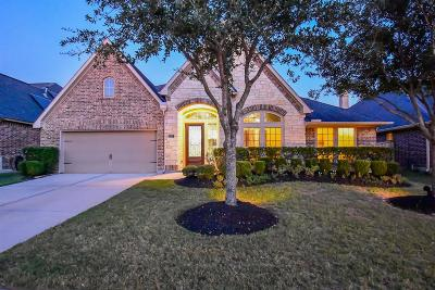 Fulshear Single Family Home For Sale: 6323 S Saddle Creek Lane