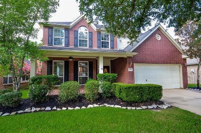 Katy Single Family Home For Sale: 24619 Kingston Hill Lane