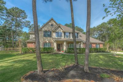 Single Family Home For Sale: 32603 Autumn Forest Court