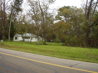 Willis Residential Lots & Land For Sale: 17070 Rogers Road