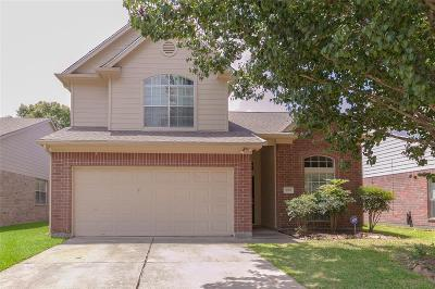 Katy TX Single Family Home For Sale: $185,000
