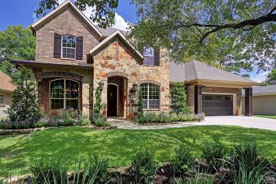 Houston TX Single Family Home For Sale: $995,000