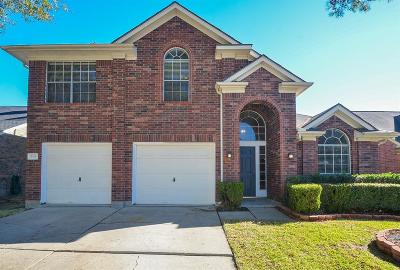 Katy Single Family Home For Sale: 3018 Silver Spring Trail