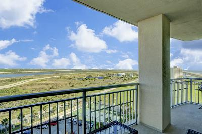 Galveston TX Mid/High-Rise For Sale: $410,000