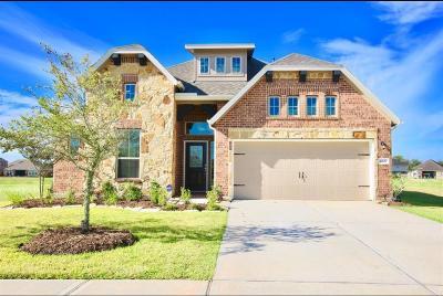 Rosenberg Single Family Home For Sale: 2227 Leonetti Lane