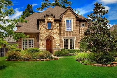 The Woodlands TX Single Family Home For Sale: $650,000