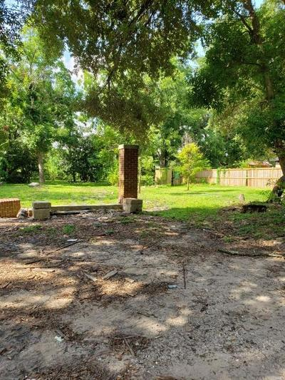 Harris County Residential Lots & Land For Sale: 823 Mansfield Street