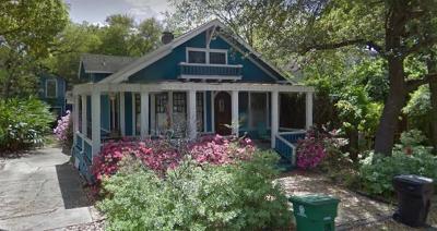 Houston Single Family Home For Sale: 1211 Marshall Street