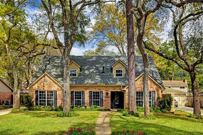 Houston Single Family Home For Sale: 14534 Oak Bend Drive