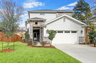 Montgomery Single Family Home For Sale: 13410 Echo Lane