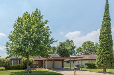Deer Park Single Family Home For Sale: 3013 Park Shadow Lane