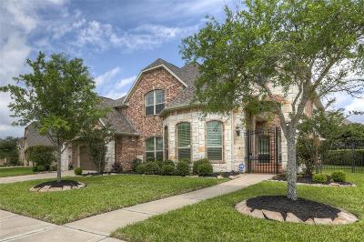 Manvel Single Family Home For Sale: 3915 Cliff Speria Court