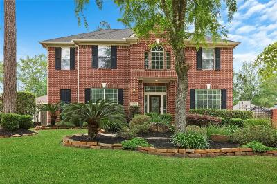 The Woodlands Single Family Home For Sale: 83 W Shale Creek Circle