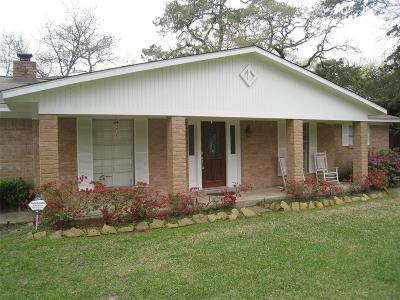 Conroe Single Family Home For Sale: 69 Greenbriar Drive