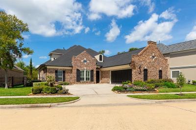 Missouri City Single Family Home For Sale: 6 Vieux Carre