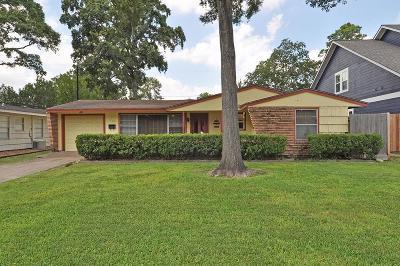 Houston Single Family Home For Sale: 1454 Cheshire Lane
