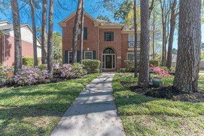 Kingwood Single Family Home For Sale: 4822 Woodstream Village Drive