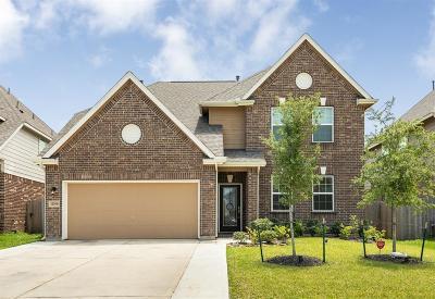 Houston Single Family Home For Sale: 12706 Cardinal Crescent Lane