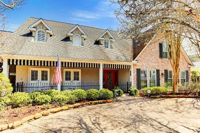 Bellaire Single Family Home For Sale: 4825 Cedar Street