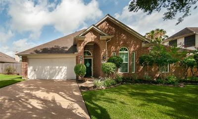 Pearland Single Family Home Option Pending: 3806 Sunset Meadows Drive