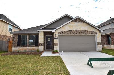 Alvin Single Family Home For Sale: 5191 Echo Falls Drive