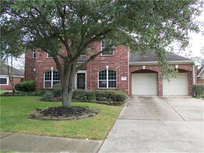 Humble Single Family Home For Sale: 8207 Emerald Meadow Lane