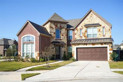 Sugar Land Single Family Home For Sale: 4610 Rosehaven Bay Court